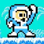 Megaman 1 - Iceman