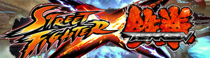 Street Fighter X Tekken header