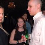 Jessica (vars efternamn jag inte minns), Kerstin Alex (Aftonbladet), Aldo Sartori (IGN Sverige) och David Meyer-Trap (CtrlAltElite).
