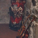 Två gitarrer, en diablo.