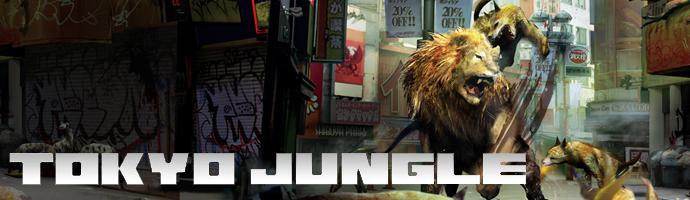 Tokyo Jungle header