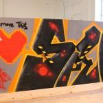 Grafitti har fått en egen sektion