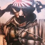 Japansk Soldat
