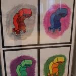 Madelene Grandin har målat en Warhol-creeper. Så snygg