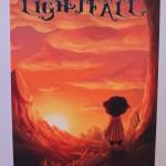 Skövdeutvecklade Lightfall ställer ut sin coverart